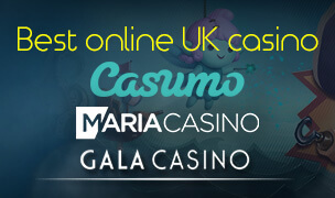 Choose the best UK casino for gambling